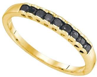 Black Diamond Jawa Fashion 1/4 Total Carat Weight FASHION RING