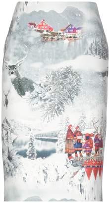 Blugirl Knee length skirts - Item 35398602PM