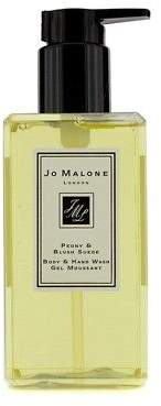 Jo Malone NEW Peony & Blush Suede Body & Hand Wash (With Pump) 250ml Perfume