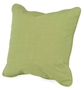 Oilo - 16 x 16 Solid Green Pillow