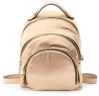 KENDALL + KYLIE Mini Sloane Satin Backpack