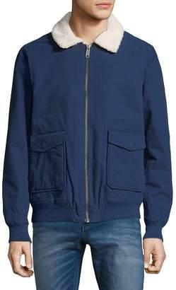 Tavik Men's Houghton Full Zip Cotton Jacket