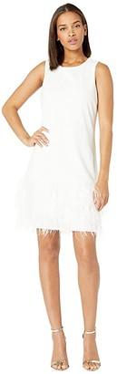 Sam Edelman Feather Hem Dress