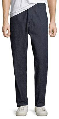 Levi's Men's Tapered Silk-Blend Trouser Pants