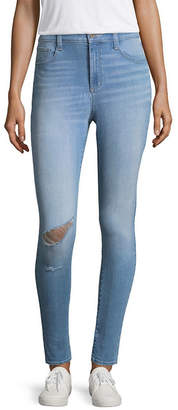 Arizona Bailey - Top Pick High-Rise Skinny Fit Jeggings-Juniors