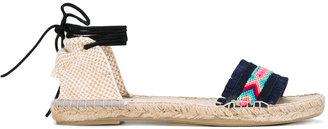 Tulum espadrille sandals