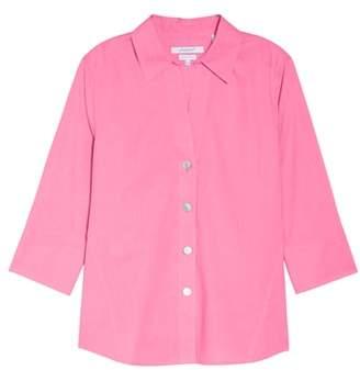 Foxcroft Paige Non-Iron Cotton Shirt