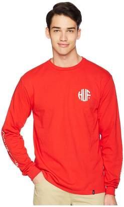 HUF Regional Long Sleeve T-Shirt Men's T Shirt