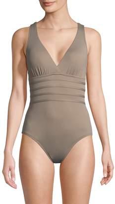 LaBlanca La Blanca Women's Island X-Back One Piece Swimsuit