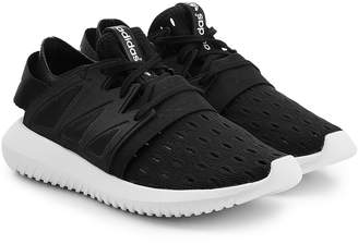 adidas Tubular Viral Sneakers with Leather