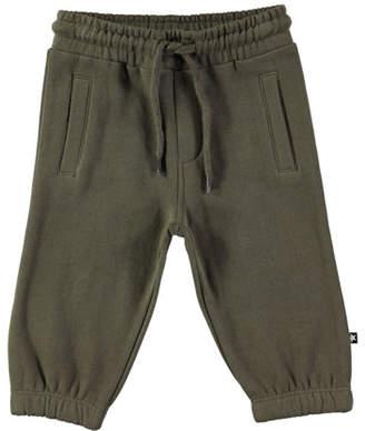 Molo Safe Cotton Sweatpants, Size 6-24 Months