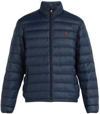 Polo Ralph Lauren Quilted down-filled jacket
