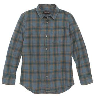 Treasure & Bond Washed Out Flannel Shirt