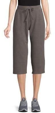 Copper Fit Pro Cropped Wide-Leg Lounge Pants