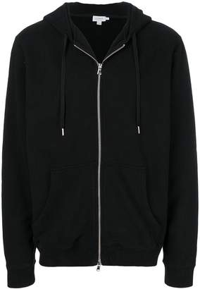 Sunspel zip-up hoodie