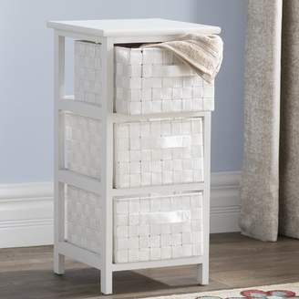 Andover Mills Hodgson 3 Drawer Accent Chest