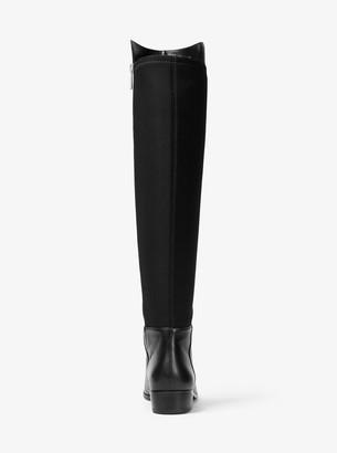 MICHAEL Michael Kors Bromley Nappa Leather Boot