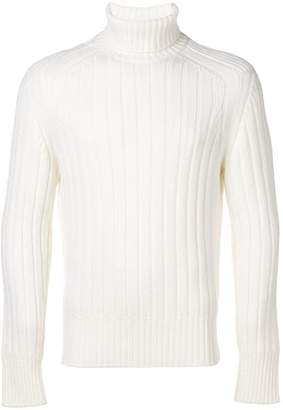 Cruciani turtleneck jumper