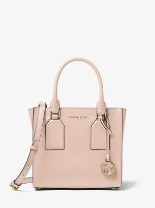 MICHAEL Michael Kors Selby Saffiano Leather Messenger