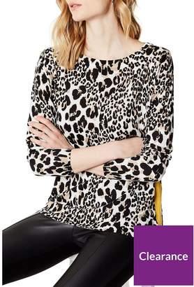 Karen Millen Leopard Print Tunic