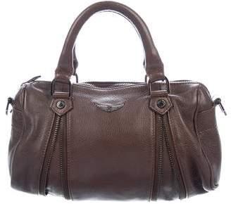 Zadig & Voltaire Leather Sunny Satchel