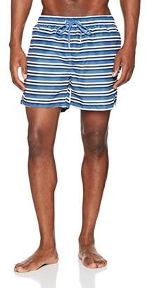Gant Men's Stripe Swim Shorts Trunks