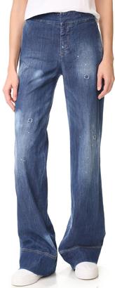 DSQUARED2 Sailor Jeans $660 thestylecure.com