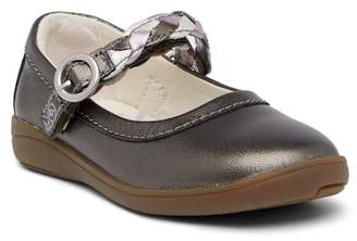 Stride Rite Brielle Leather Mary Jane Flat (Toddler)