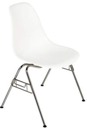 Herman Miller Eames Molded Plastic 4-Leg Side Chair