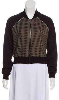 Michi Long Sleeve Zip-Up Sweater
