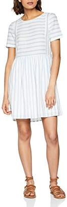 Vero Moda Women's Sunny Stripe Short Dress