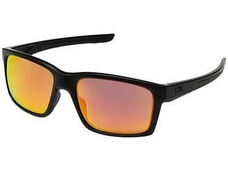 Oakley Mainlink Plastic Frame Fashion Sunglasses
