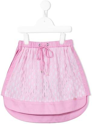 Valmax Kids layered skirt