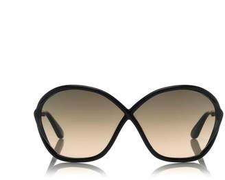 Tom Ford Bella Oversized Sunglasses