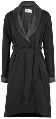 UGG Duffield II Fleece-lined Cotton Jersey Robe