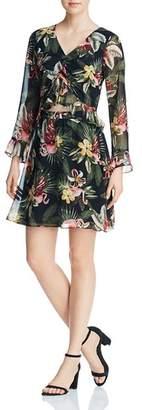 Sam Edelman Floral Cutout Dress
