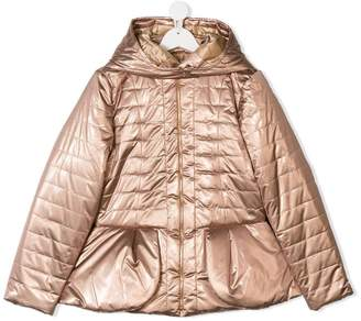 Christian Dior TEEN hooded padded jacket