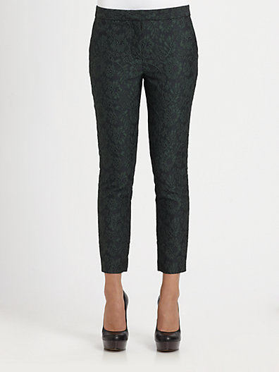 Elizabeth and James Dixie Cropped Trousers