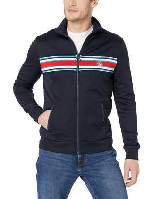 Original Penguin Men's Long Sleeve Track Jacket