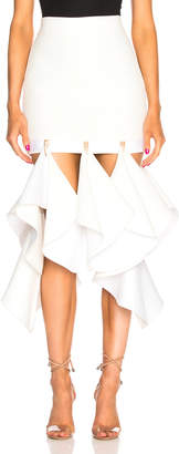 Dion Lee Suspended Hook Mini Skirt