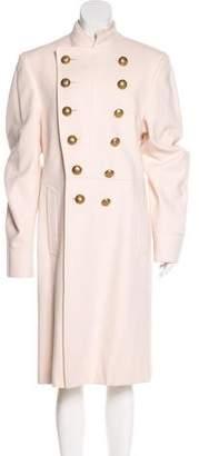 Gucci Military Wool Coat