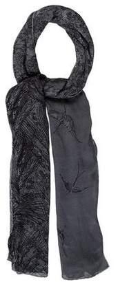 Valentino Silk Lace Scarf