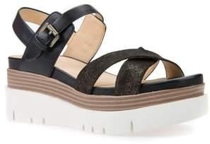 Geox Radwa Platform Sandal