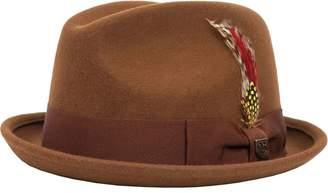 66e378ce0b9 ... Brixton Gain Felt Hat