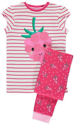 George Raspberry Pyjamas