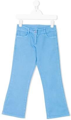 Cashmirino Flared jeans