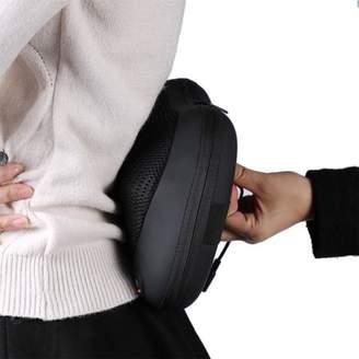 HYL Ergonomic Design Safe Portable Car Pillow Massager with Overheat Protection