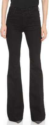 Stella McCartney The 70s Flare Jeans $390 thestylecure.com