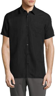 J. Lindeberg Ward Short Sleeve Sportshirt