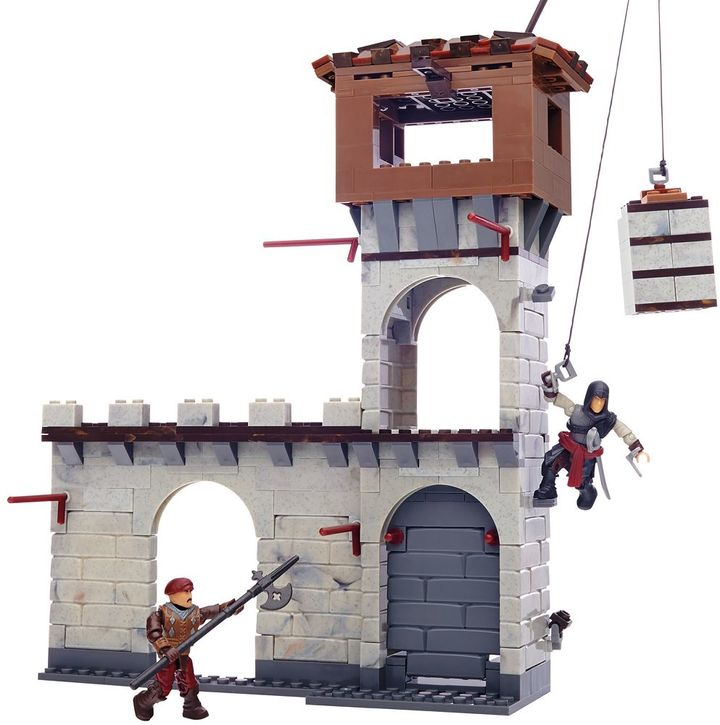 Mega Bloks Assassin's Creed Fortress Attack